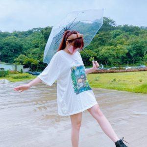 泰國客製文創白T恤